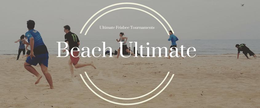 beach ultimate