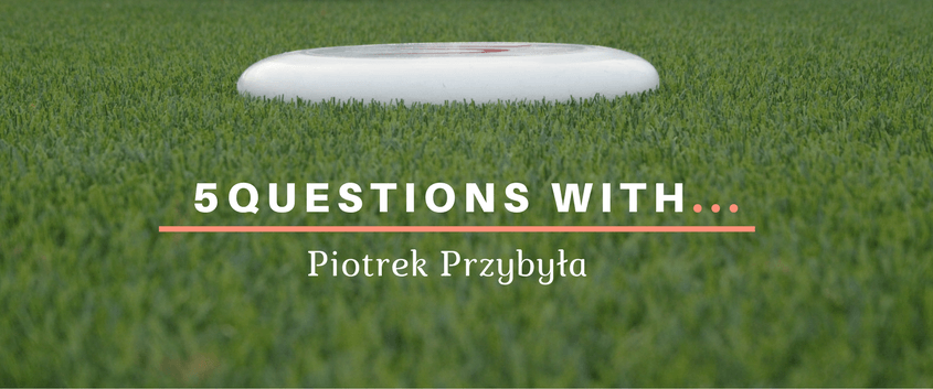 ultimate frisbee interviews